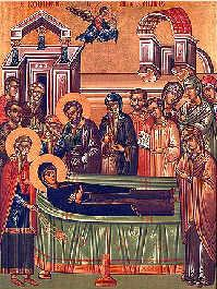 Annas Dormition